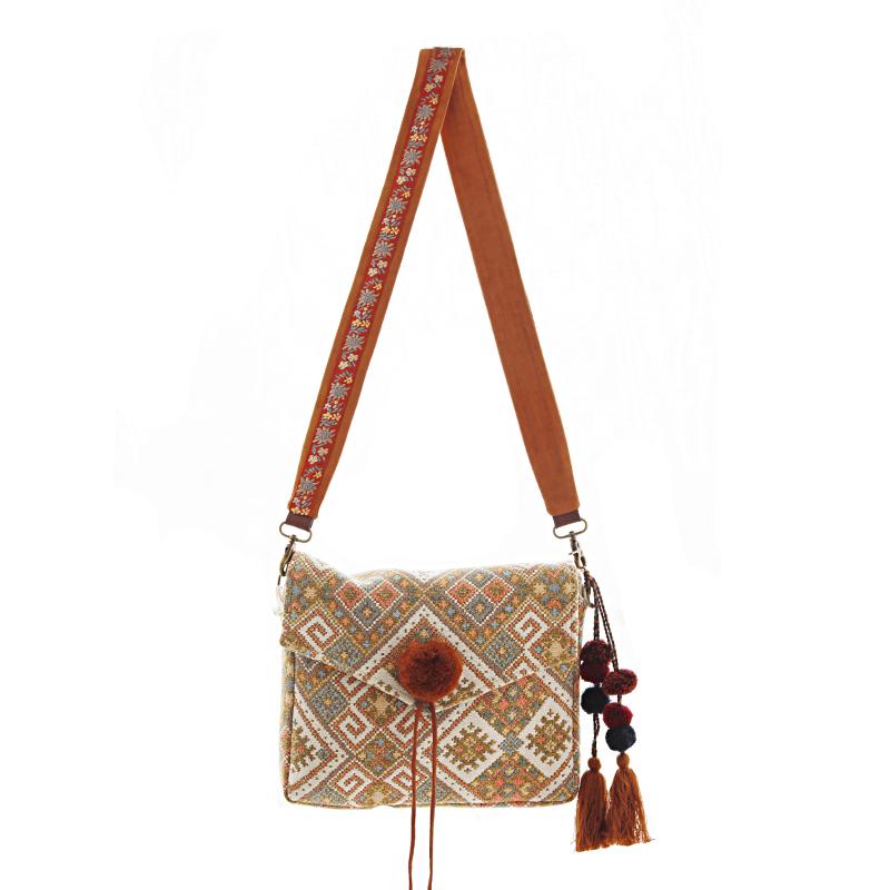 МОК сумочка в этно стиле