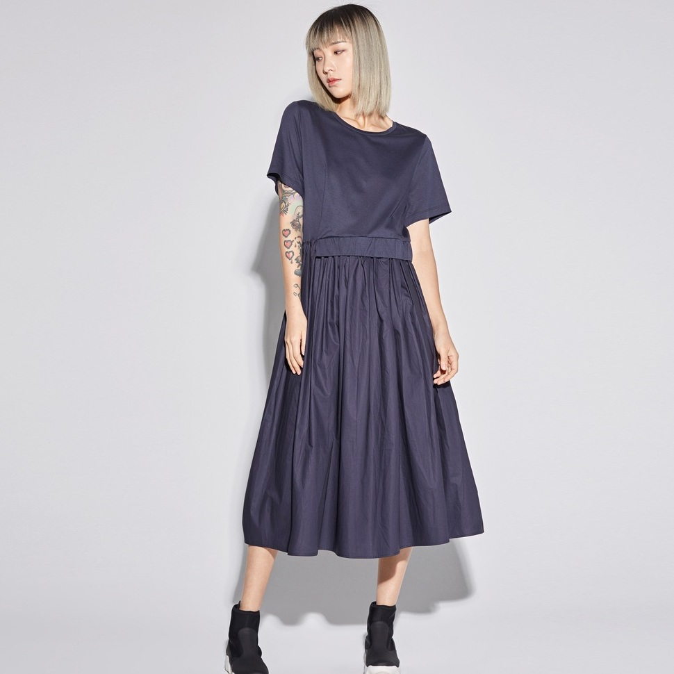SDEER хлопковое платье (Серпухов)