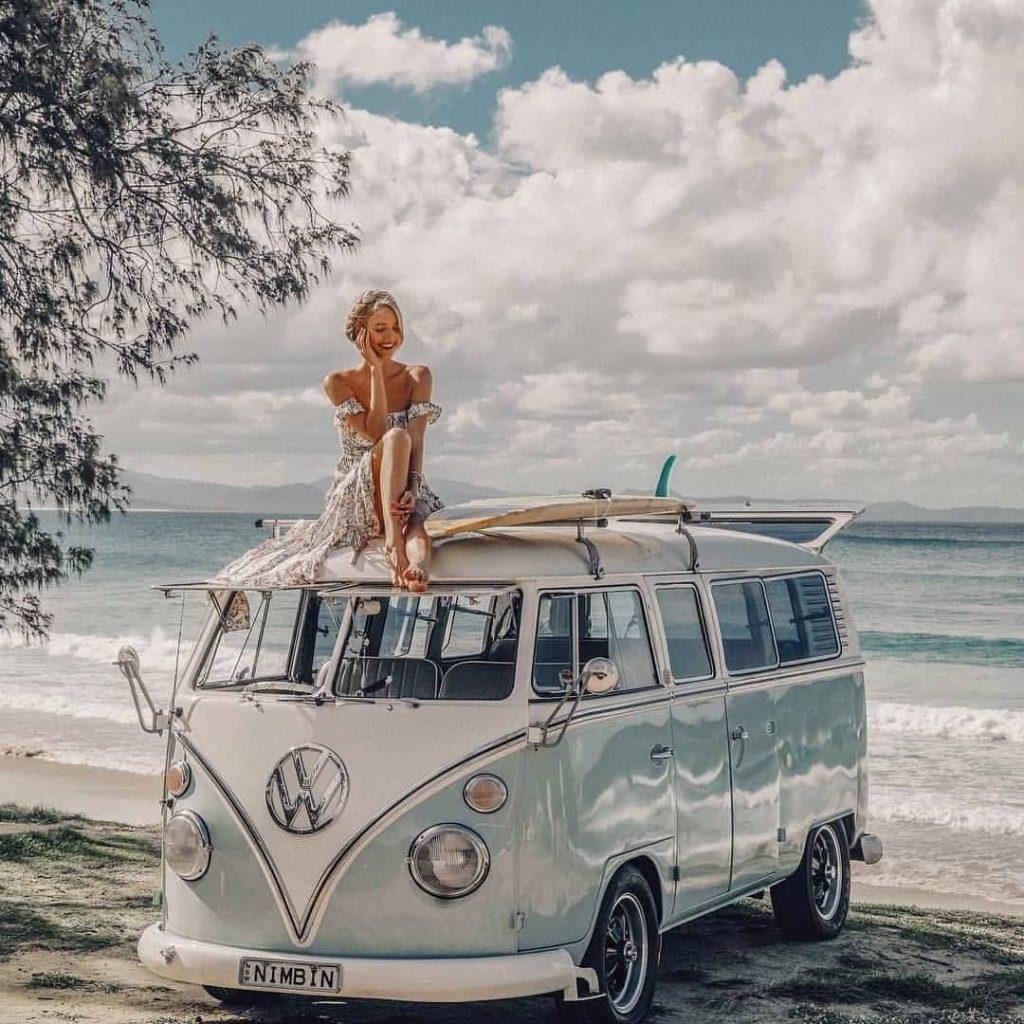 Легендарный красавец Volkswagen Type 2 (T1)