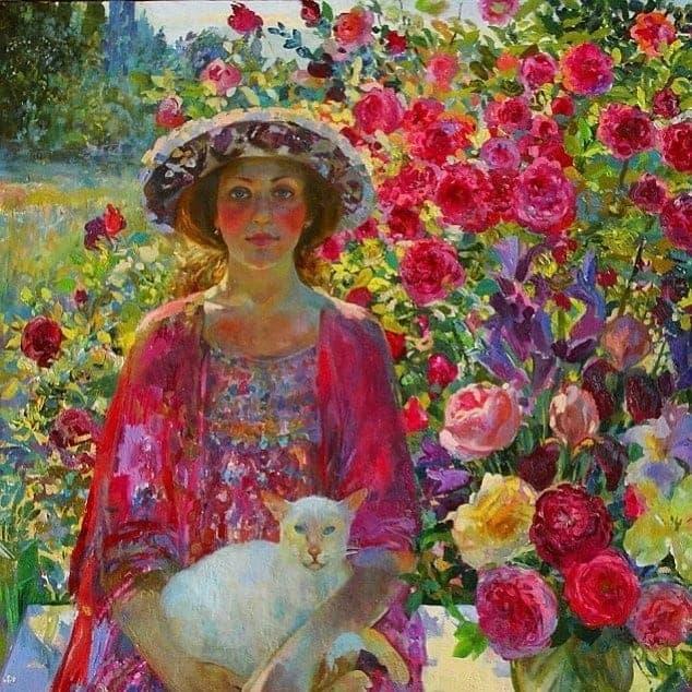 Ольга Суворова - источник вдохновения Artka