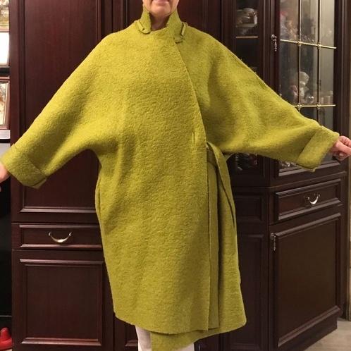 Валяное пальто (Серпухов)