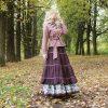 Nata Schu юбка зимняя полушерстяная