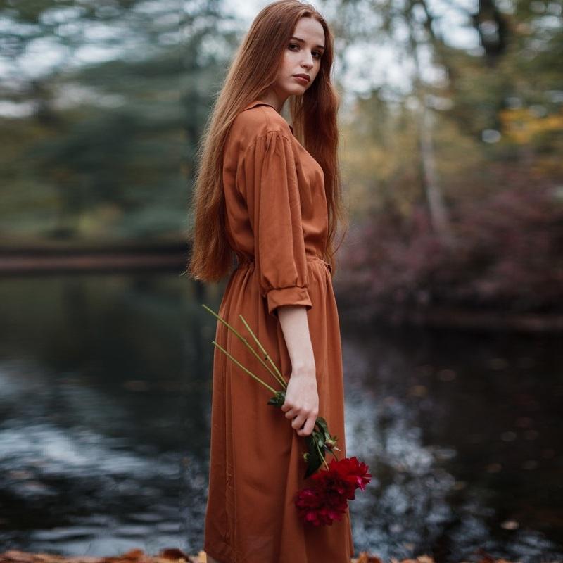 """WonderMary платье """"Медовая карамель"""" (Москва)"""
